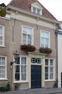 Potterstraat 10 na de restauratie