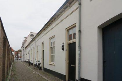 Kleine Kerkstraat 4, 6, 8 na restauratie